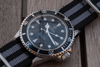 Tudor Submariner (1976) | by Clopin clopant