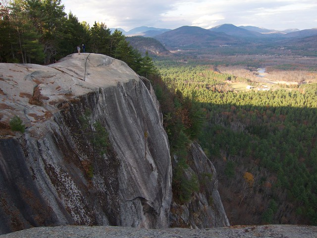 hiking newhampshire cathedralledge northconway