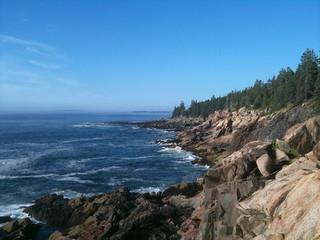 Acadia National Park, Mount Desert Island, Maine   by agwieckowski
