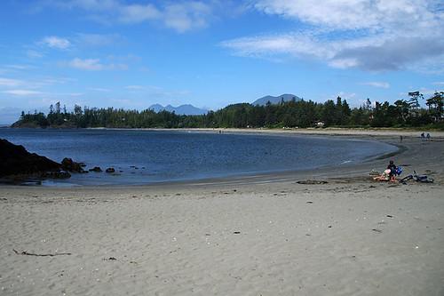 Mackenzie Beach, Tofino, Vancouver Island, British Columbia