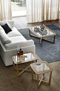 Tavolino per salotto Casablanca di Zanette | Arredamento sal ...
