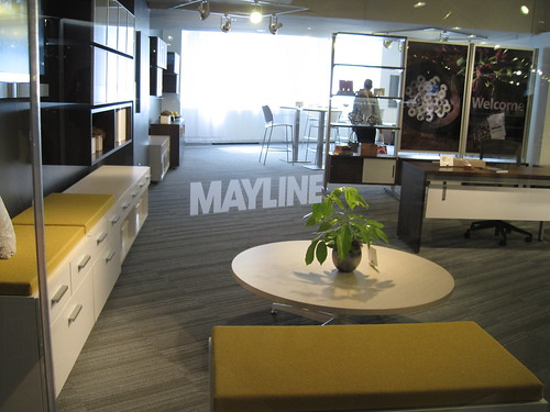 Mayline at NeoCon 2014 | by bfi Office Furniture