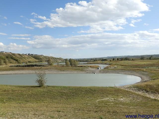 16-09-2013 De Vallei - fishcreek wandeling 36 Km  (101)