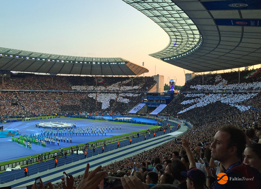 Berlin Champions League Finale