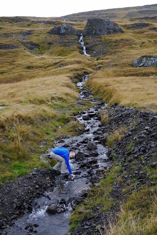 Roadside Water Fill-up