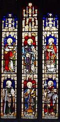 Saints Thomas, James the Less, Matthias, Simon, Jude, Matthew (Clayton & Bell, 1880)