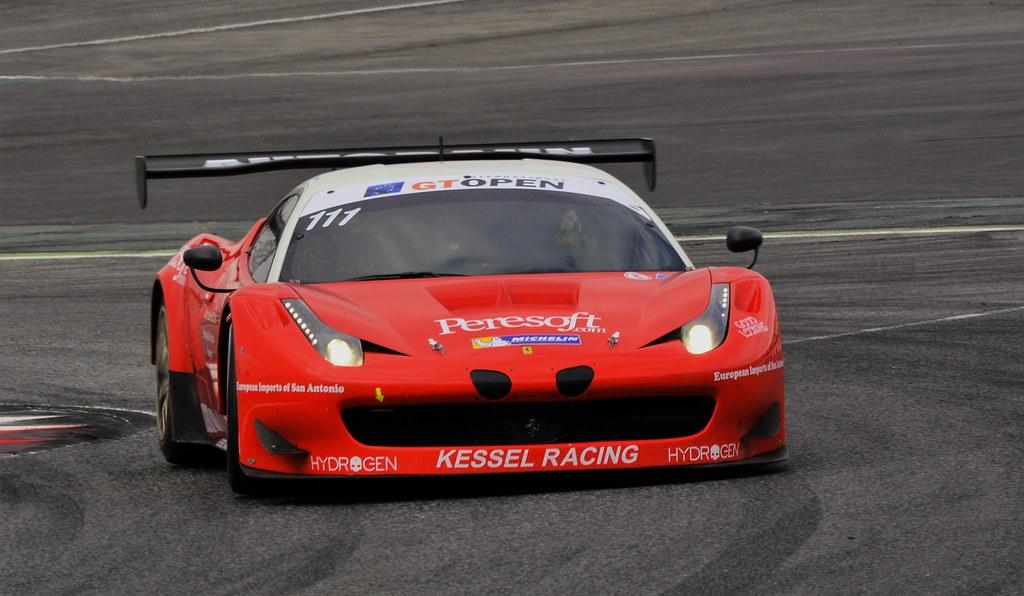 Ferrari 458 Gt3 International Gt Open 2016 Kessel Racing Flickr
