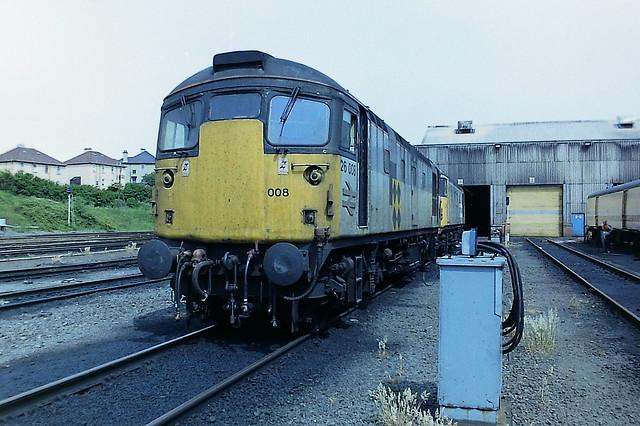 BRITISH RAIL 26008