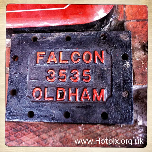 3535,35,number,numbers,thirty,five,thirtyfive,thirty5,oldham,steam,winding,engine,square,hipstamatic,series,tonysmith,falcon,Astley,Colliary,Coal,Mine,mining,machine,Tydesley,Greater,Manchester,Falcon oldham,Falcon 3535 Oldham,F16TOE