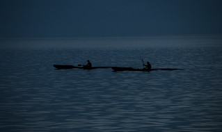 Crossing of Blue Water