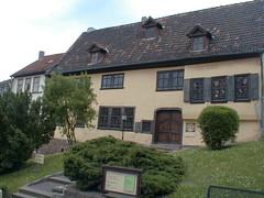 JS Bach's house, Eisenach