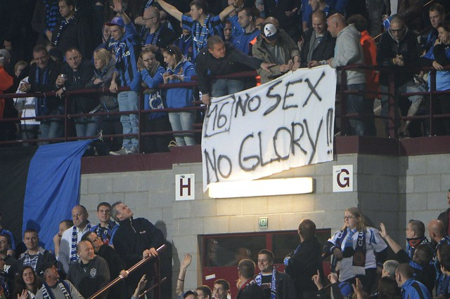 RAEC Mons - Club Brugge (29 september 2013)