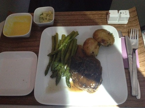 Main course on flight | by MatthewW