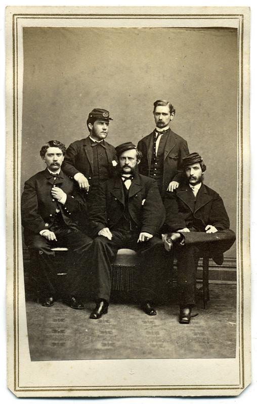 Five Federals in Nashville