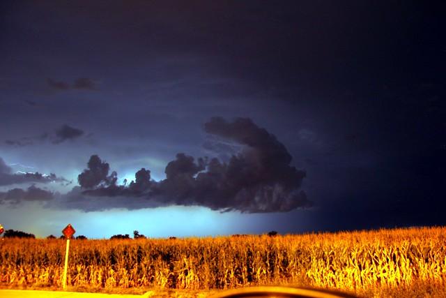 090113 - Strong September Nebraska Thunderstorms