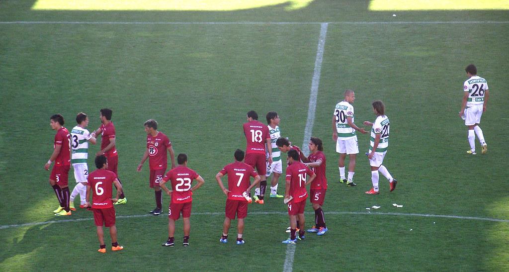Deportes La Serena 3 3 Dep Temuco Deportes La Serena 3 Flickr
