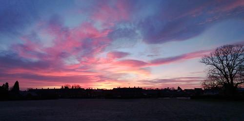 sunrise shropshire townpark marketdrayton