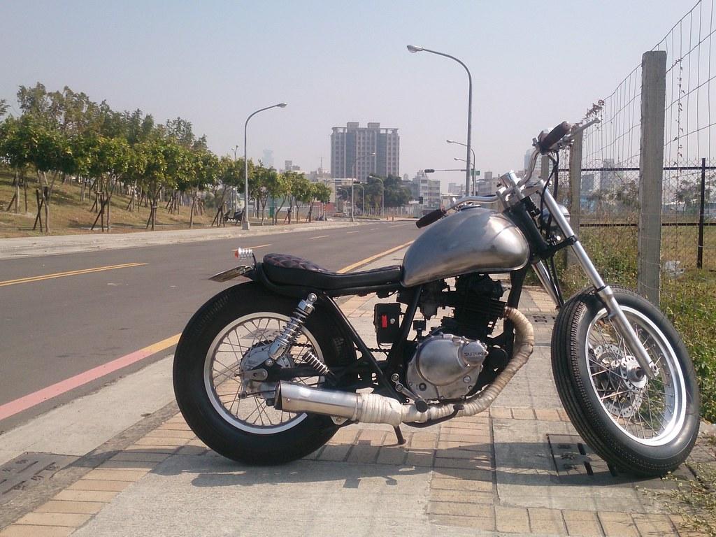 suzuki tu250x bobber | Motorjdi co