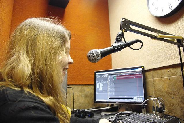 Recording Voice