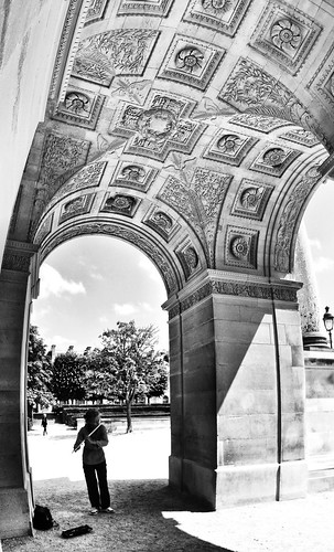 Arc de Triomphe du Carrousel | by Hixair