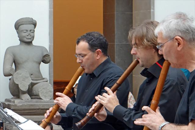 La fête de la musique 2014 au musée Guimet (Paris)