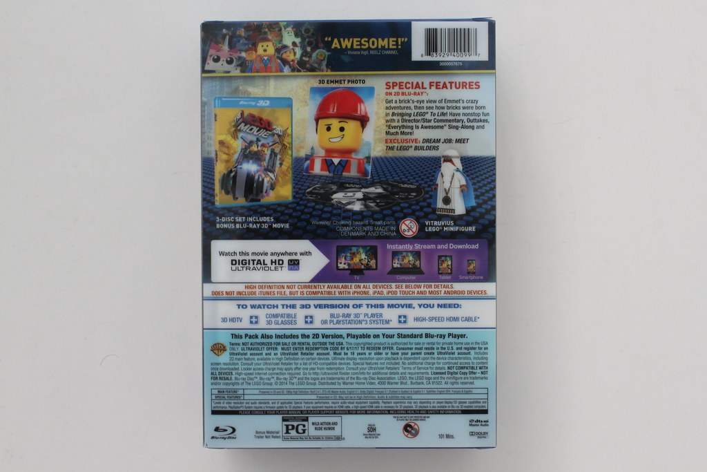 The LEGO Movie: Everything is Awesome Edition | Read more he… | Flickr