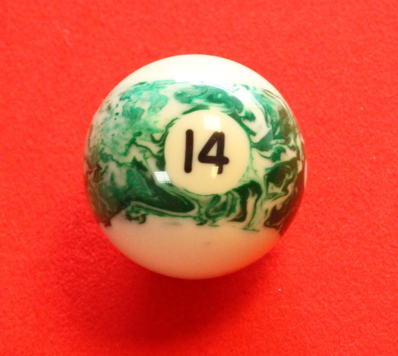 Pool Ball No. 14