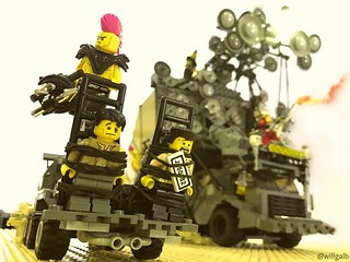 A Long Day On The Fury Road