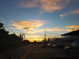 Sunset/Atardecer