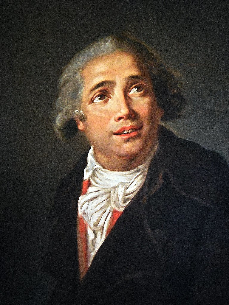 Portrait of Giovanni Paisiello - copy from Élisabeth Vigée… | Flickr