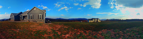 sister crozet virginia hills scenes outoors view sky clouds