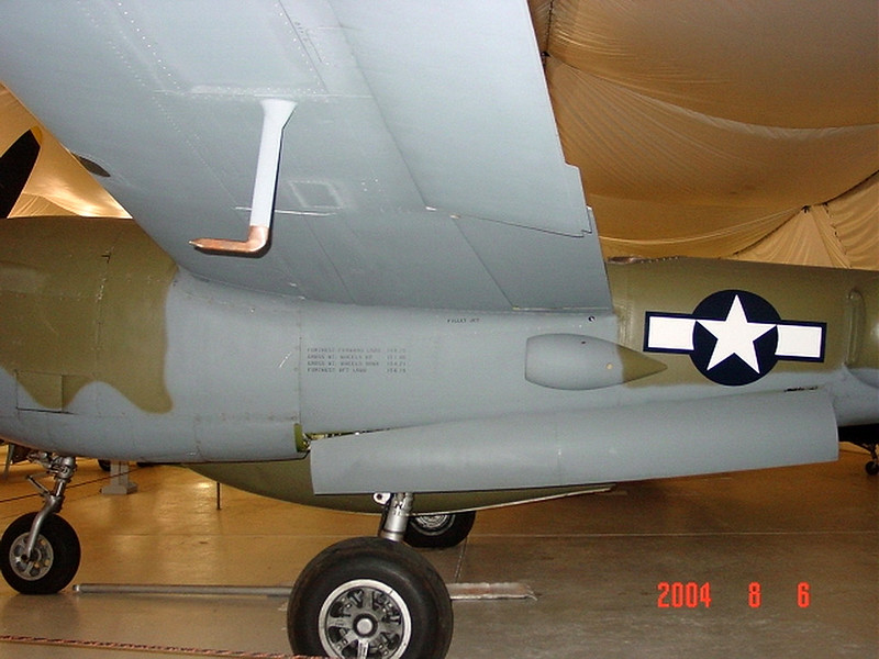 P-38L Tangerine (3)