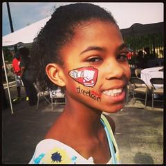 Youth Ambassador Sarah!