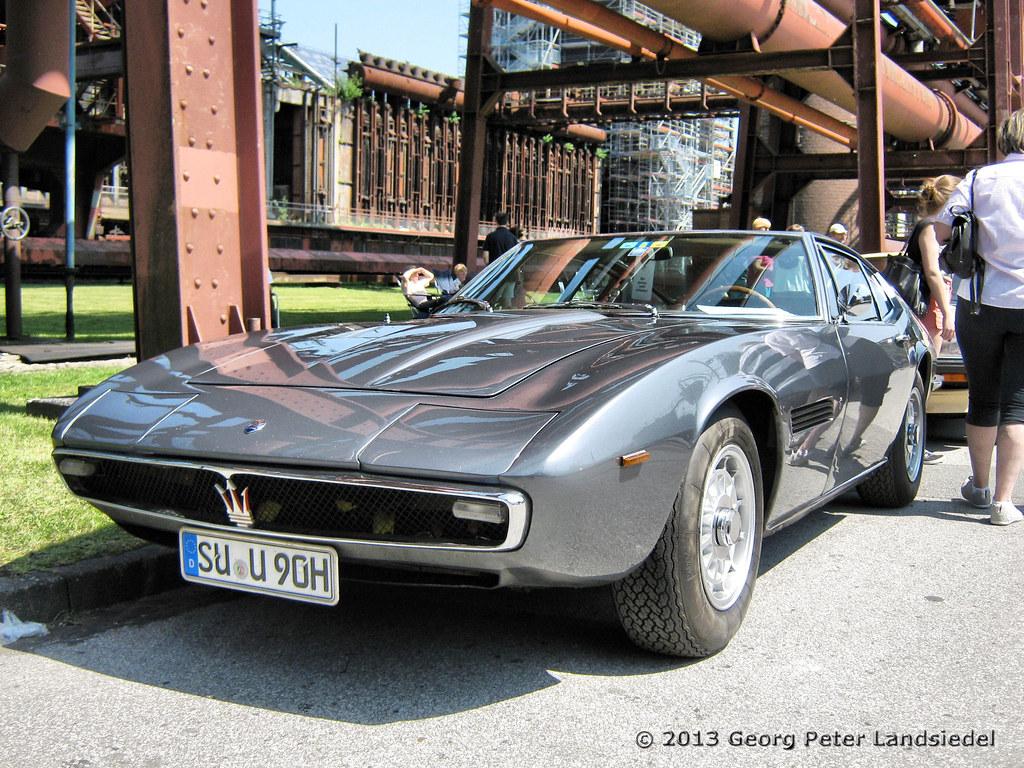 Maserati - Essen - Zeche Zollverein_5624_2013-07-07