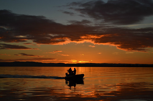 sunset silhouette night reflections scotland boat nikon cloudy rivertay dundee tay tayside kingoodie dundeesunset tayriver d3100 nikond3100 potd:country=gb kingoodieharbour goodbyedundee