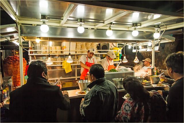 Mexico City_downtown-Don Guero Tacos 13