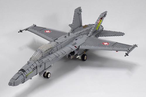 McDonnell-Douglas F-18C Hornet (2)