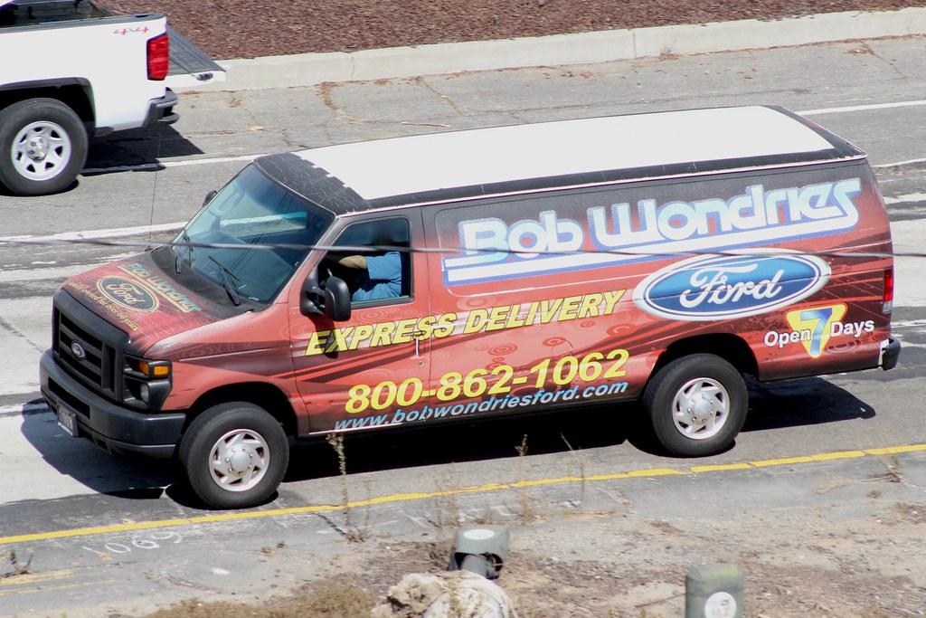 Bob Wondries Ford >> Bob Wondries Ford Ford E Series Van In Los Angeles So Cal Metro