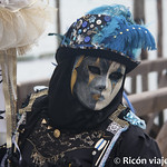 Viajefilos en el Carnaval de Venecia, Mascaras Venecianas 23