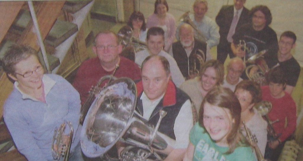 2004 – Chance to show your brass class