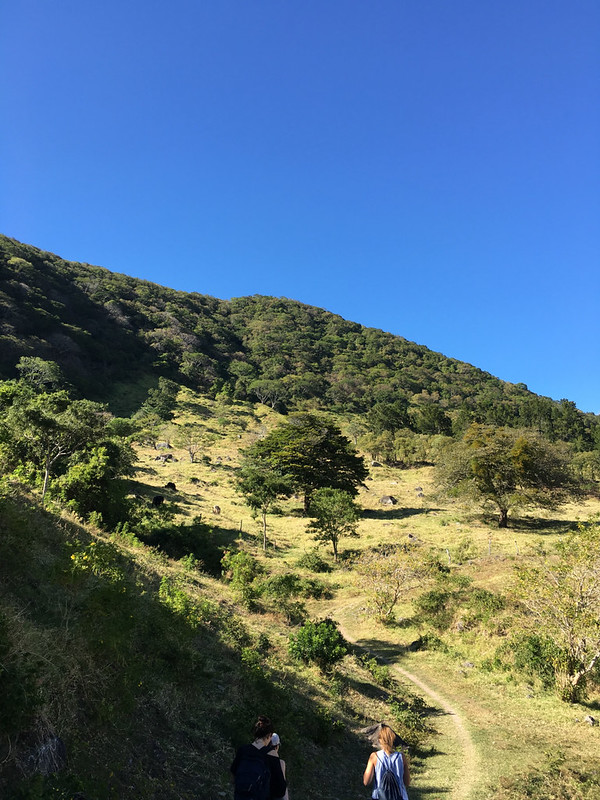 Ching, Anita; Monteverde, Costa Rica - Trip to Monteverde!, Hike to Hot Springs