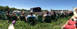 Bonnaroo 2013 - Panoramic from What Stage VIP seating. | by netgeek