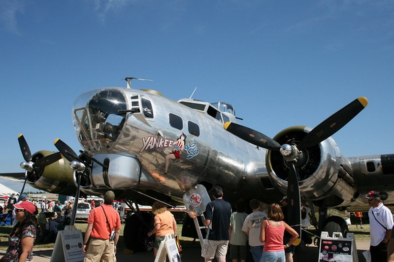 B-17GF Flying Fortress (6)
