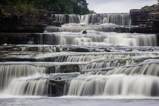 Aysgarth Falls Yorkshire Dales (Lower Falls) | by Martin Bishop Photography