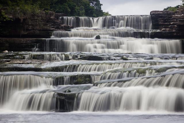Aysgarth Falls Yorkshire Dales (Lower Falls)