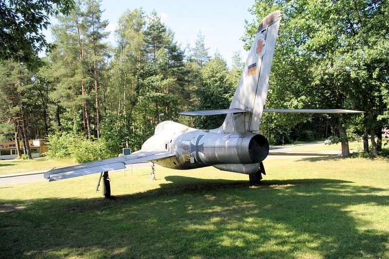 RF-84F Thunderflash 6