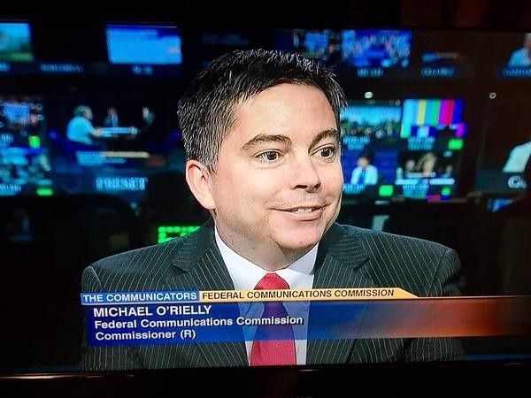 7 21 2015 O'Rielly on C-Span | Commissioner O'Rielly on C-SP… | Flickr
