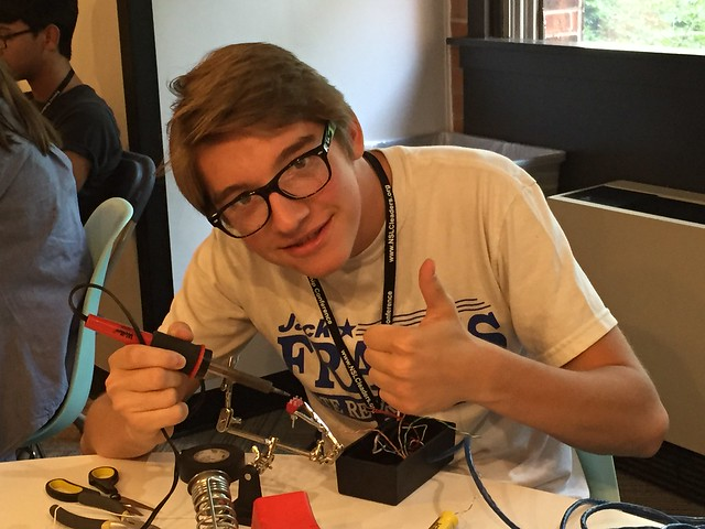 NSLC Engineering: SeaPerch Working Session July 28, 2015