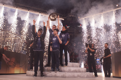 EG Rise to Claim The International 2015 Aegis of Champions | by Dota 2 The International