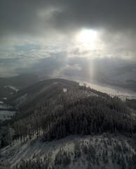 Svini hora  Paragliding